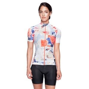 Machines For Freedom || Geo Floral Jersey NWT